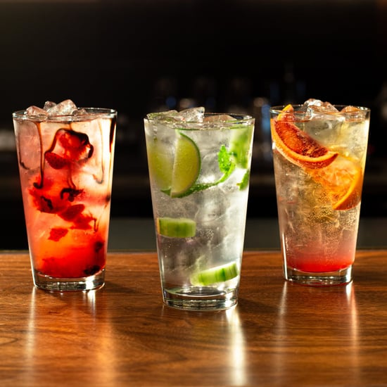 Check Out Starbucks's New Sparkling Spritz Drinks For Summer