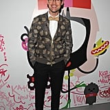 Brad Goreski celebrated Kate Spade's 20th anniversary on Friday.