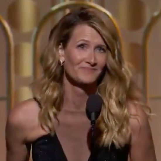 Laura Dern's Golden Globes 2018 Speech Video