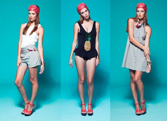 Check the cool new season threads from This Is Genevieve's Spring Summer 2012 Collection