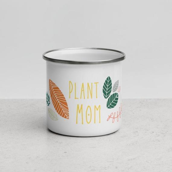 MyBackyardFrontier Plant Mom Mug