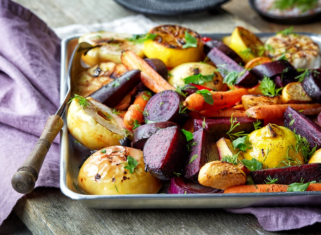 Roasted Vegetables and Olive Oil