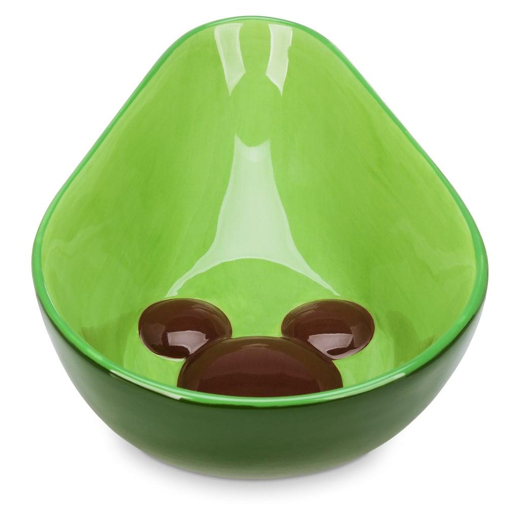 Disney Mickey Mouse Avocado Dip Bowl