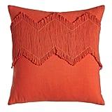 Blissliving Home Orange Puebla Pillow ($95)