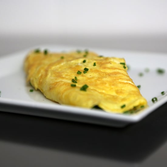 Differences Between American and French Omelets