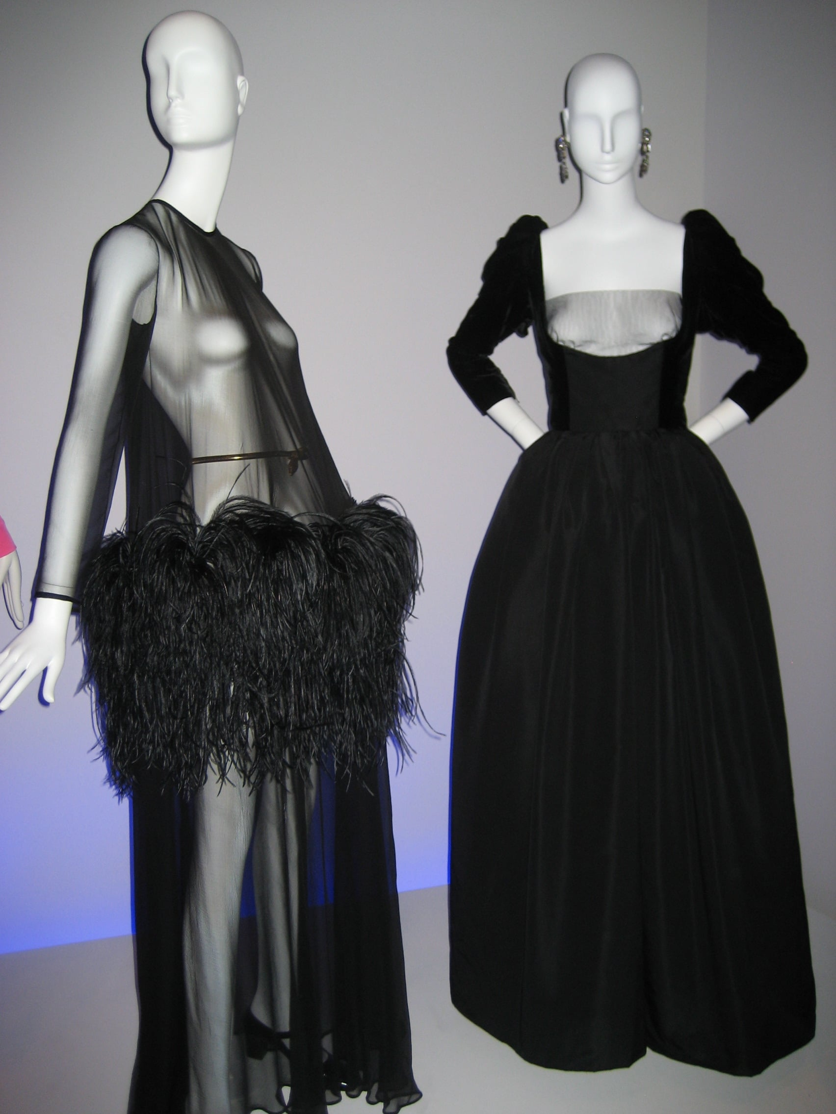 Fab Field Trip: The Yves Saint Laurent Exhibit at the De ...