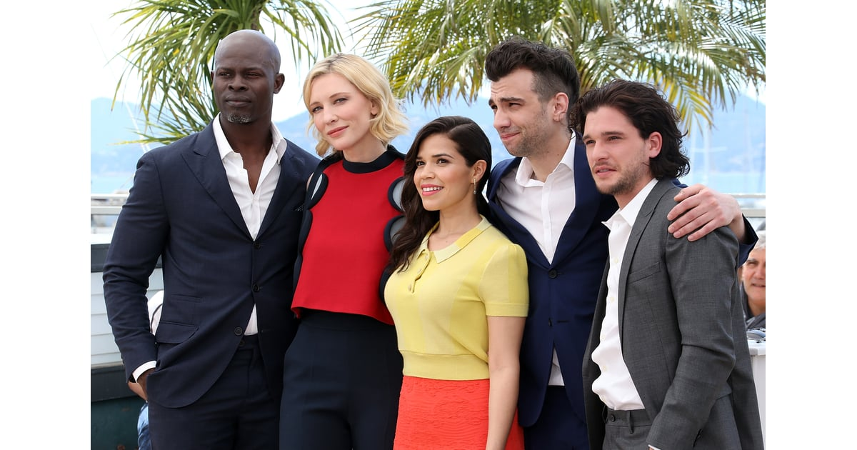 The Cast Of How To Train Your Dragon 2 Met Up For A Sunny Photo Op On All The Stars That Flocked To France For The Cannes Film Festival Popsugar