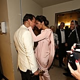 Matthew McConaughey and Camila Alves Couldn't Be Cuter