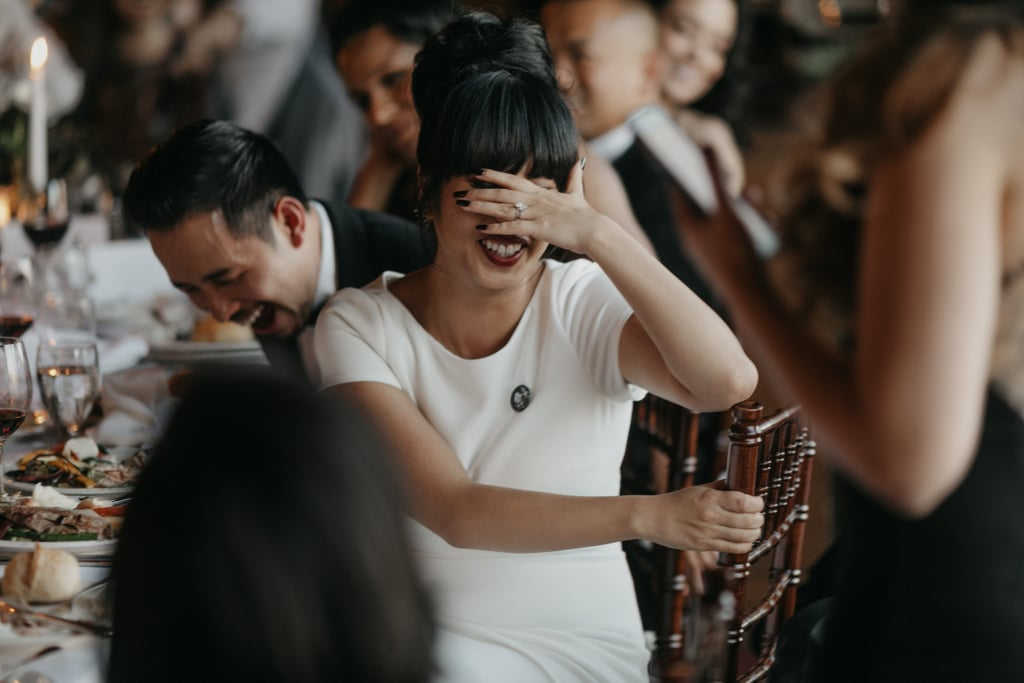 Moody San Francisco Wedding