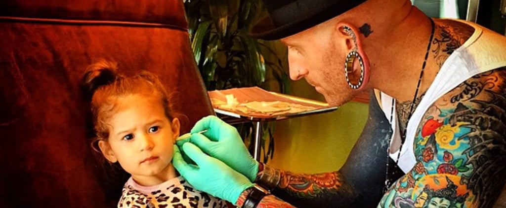 Piercing Your Child's Ears With a Gun