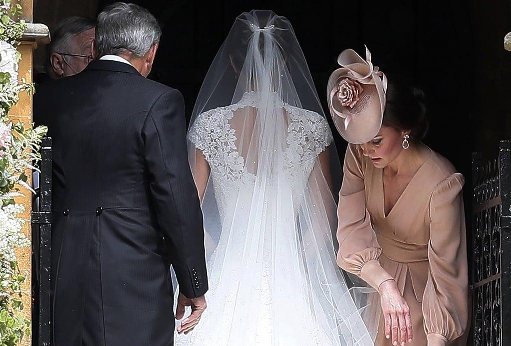 Pippa middleton 39 s wedding dress popsugar fashion photo 5 for Pippa middleton wedding dress buy