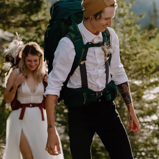 Mountain Camping Elopement