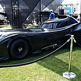 Michael Keaton's ride in Batman and Batman Returns.