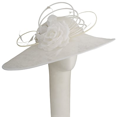 36845248 John Lewis Fiona Rose Disc Sinamay Occasion Hat | Best Hats and ...