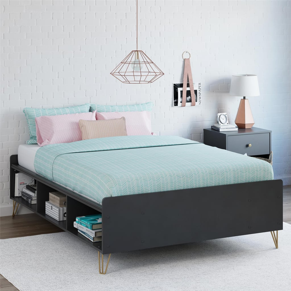 Novogratz Owen Platform Bed With Storage