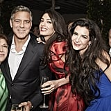 Look Back at Amal and George Clooney's Gorgeous Wedding