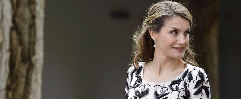 Queen Letizia Isn't Afraid to Wear a Good Outfit More Than Once — or Twice