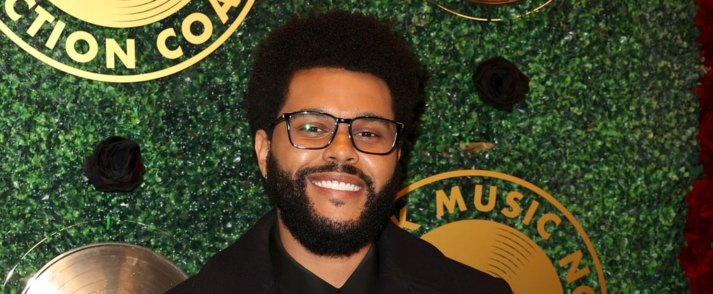 The Weeknd Is Honored at the 2021 Music in Action Awards