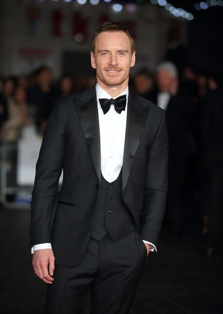 Hottest Pictures of Michael Fassbender