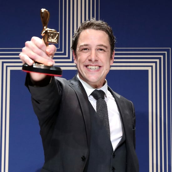 Samuel Johnson's Gold Logie Winner Speech