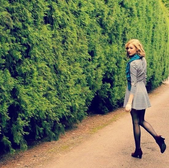 Taylor Swift's Look-Alike Olivia Sturgiss | Video