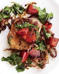 Easy Pork Medallion Dinner Recipe