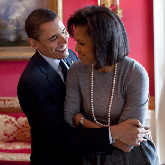 Barack Obama's Anniversary Messages For Michelle 2016