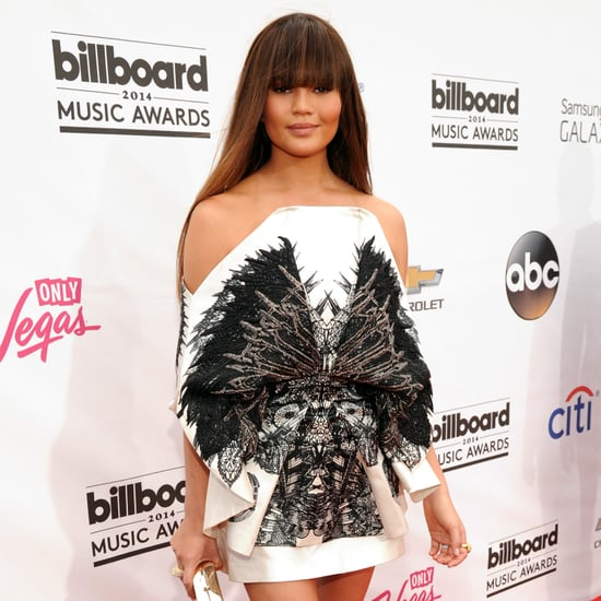 Chrissy Teigen's Dress at the 2014 Billboard Music Awards