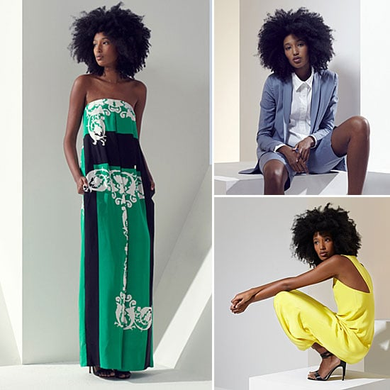 Tibi Selects Julia Sarr-Jamois For Its Spring Campaign Look Book: Check Out The Results