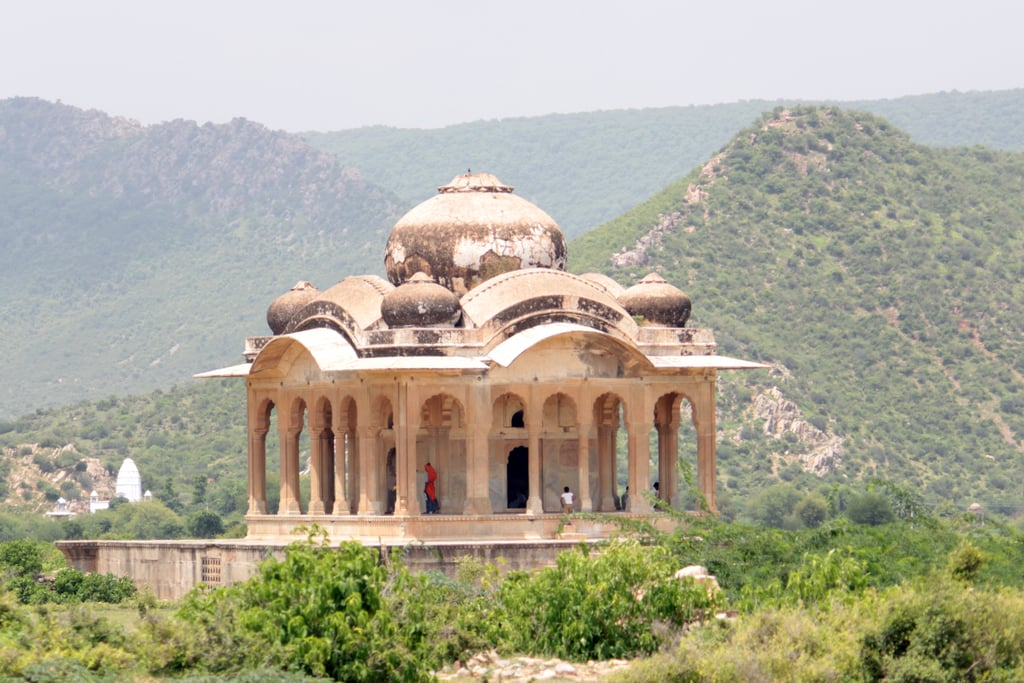 Bhangarh Fort in India