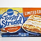 Pillsbury Pumpkin Pie Toaster Strudel