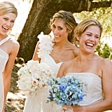 5 Tips For Surviving Wedding Dress Shopping With a Friend Wedding dress shopping when you're the bride is definitely stressful, but being the friend that accompanies the bride-to-be carries its own stresses and responsibilities. If you're a bridesmaid or just close friend of the bride this wedding season, I've got some helpful tips for surviving dress shopping. Photo by Sylvie Gil Photography via Style Me Pretty