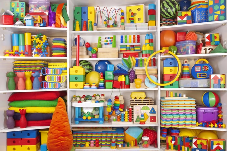 Things You Can Throw Out of Your Kids' Rooms   POPSUGAR Family