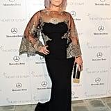 Kelly Osbourne at the Art of Elysium Heaven Gala 2014