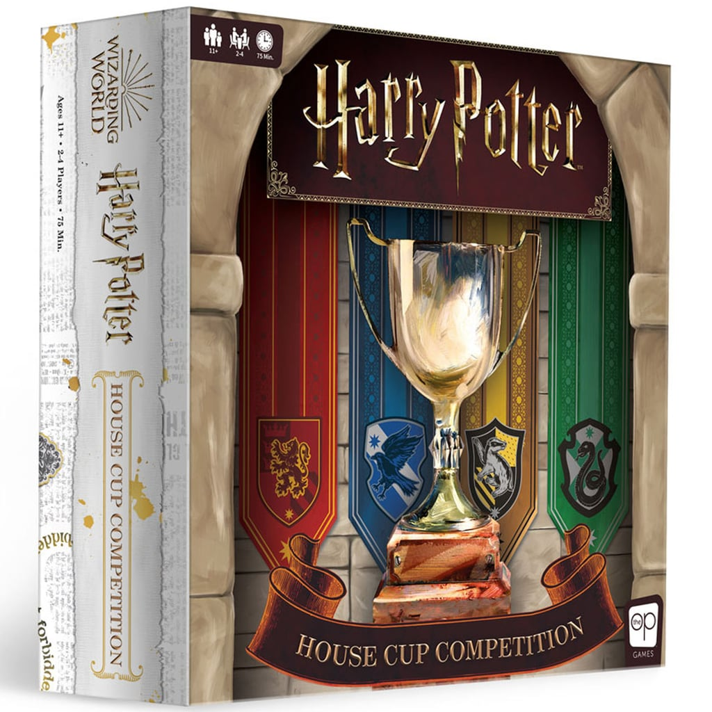 Harry Potter House Cup Competition Tabletop Board Game