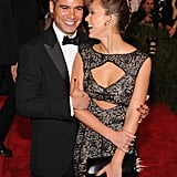 They glowed together on the Met Gala red carpet in May 2013 in NYC.