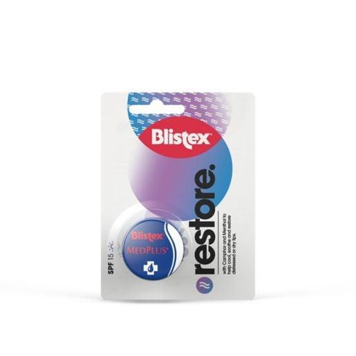 Blistex MedPlus Repairing Lip Balm