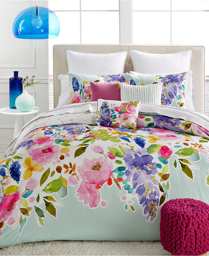 Bluebellgray Wisteria Comforter Set ($182)