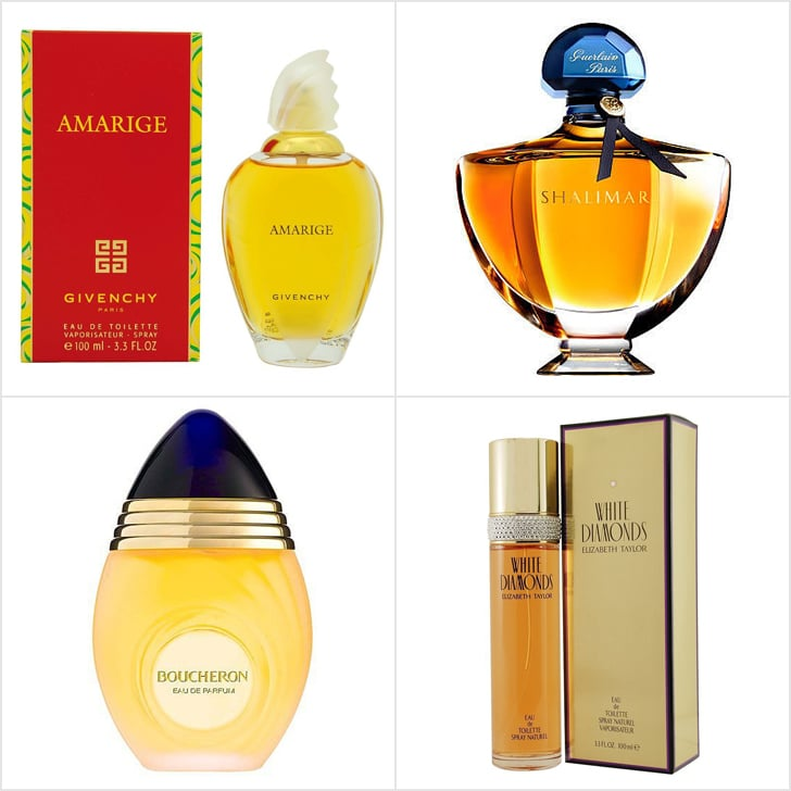 Old-School Perfumes Latina Grandmas Love