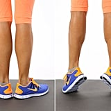 Shin Splints: Calf Raises — External Rotation