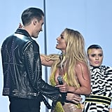 Britney Spears at MTV Video Music Awards