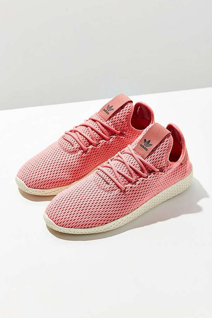 the latest d9563 b788e Adidas Originals X Pharrell Williams Tennis Hu Pastel ...