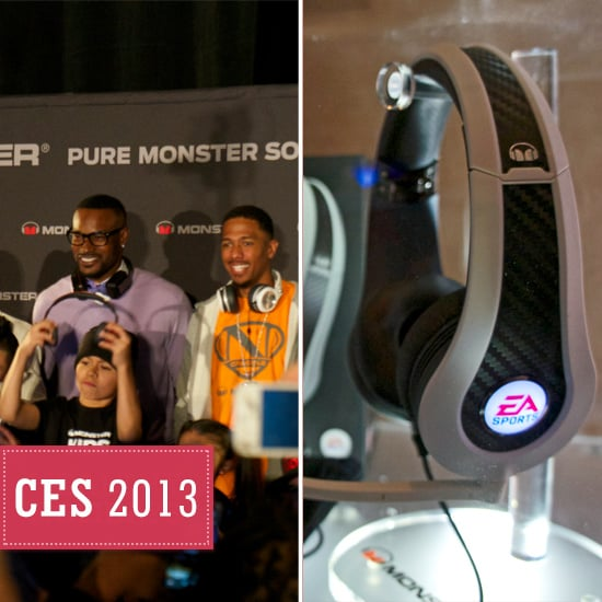 Monster Heats Up CES With Tyson Beckford and EA Gaming Headset