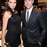 Pregnant Adriana Lima Pictures With Chris Hemsworth