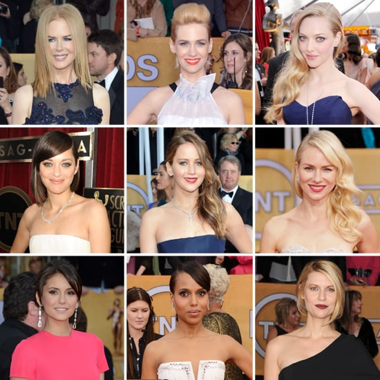 Celeb Style: Who Wore What to the 2013 SAG Awards