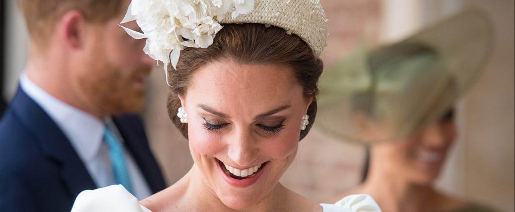 Kate Middleton Wearing White to Christenings