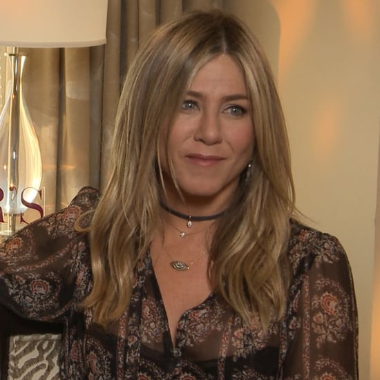 Jennifer Aniston Mother's Day Interview (Video)