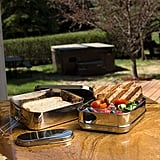 3-in-1 Stainless Steel Bento Lunch Box
