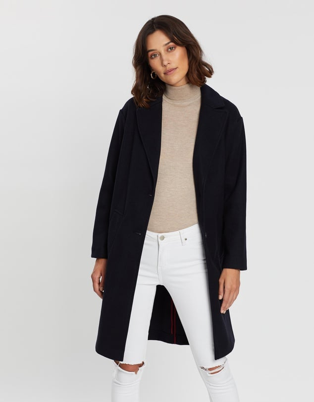 Dorothy Perkins Oversized Coat ($89.95)