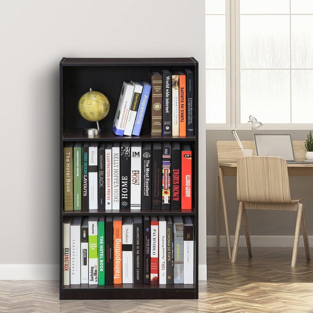 Furinno Basic 3-Tier Bookcase